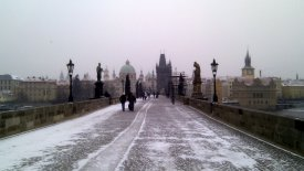 Charles bridge, Prague (photo: Source Fabricz)