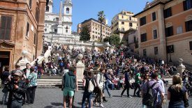 La Scala di Spagna (photo: Source Fabricio)