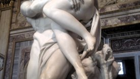 Rape of Proserpina (by Bernini) (photo: Gianlorenzo Bernini)