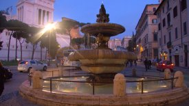 Fountain under the Capitolini hill (photo: Source F. Abricio)
