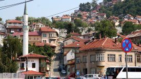 Sarajevo summer (photo: Source Fabric)