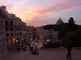 View from Campidoglio (photo: Source Fabricio)