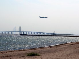 View from Amager beach (photo: Source Fabric)