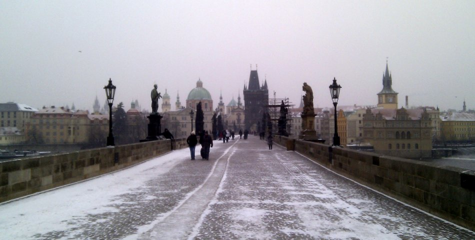 Source Fabricz: Charles bridge, Prague