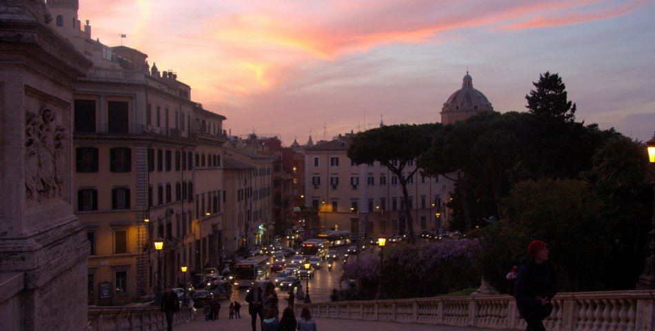 Source Fabricio: View from Campidoglio
